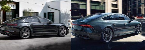 Porsche versus audi comparison