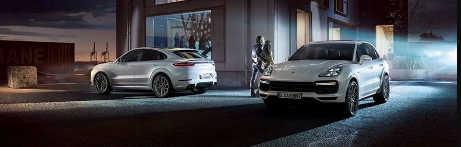 2021 Porsche Cayenne Overview in Upper Saddle River, NJ